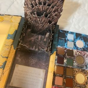 Urban decay Game of thrones eye palette